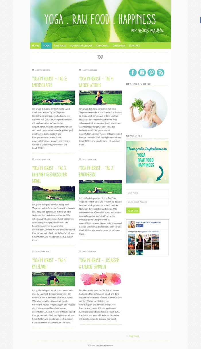 Portfolio | Webstyle4you
